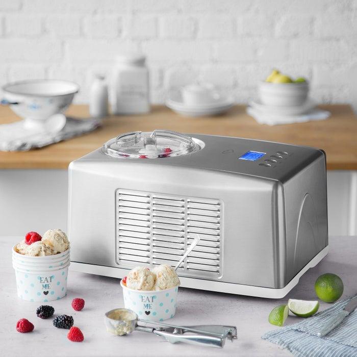 Si sientes verdadera pasión por los postres, y en concreto por los helados, con esta máquina ahora podrás prepararlos a tu gusto. ¿#TeamTurrón o #TeamPistacho? Consíguela aquí por 199 €.