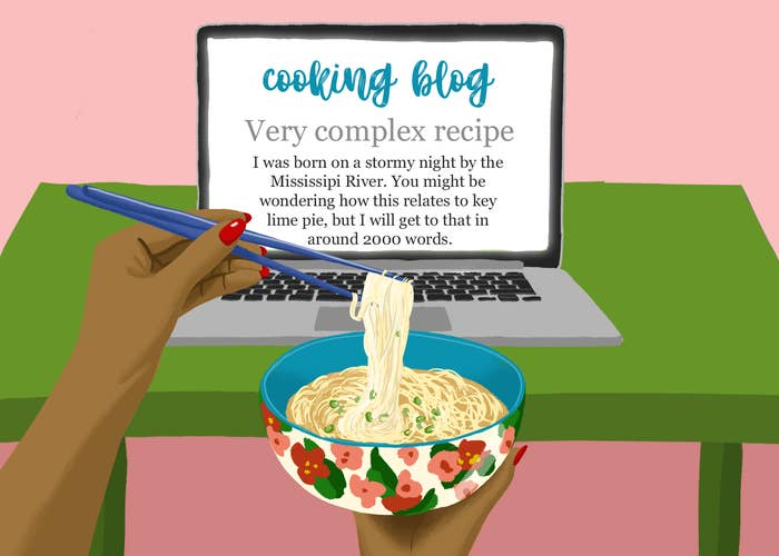 9 Things I've Learned From Recipe Blogs That Have Nothing To