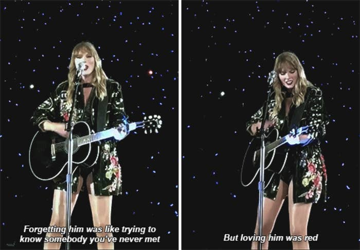 All The Surprise Songs Taylor Swift Has Performed On Her