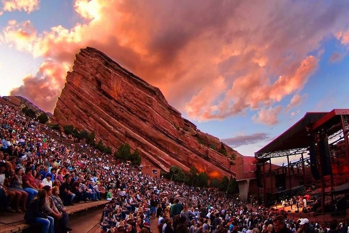 Check out more info about Red Rocks Amphitheatre.Location: Morrison, COSome upcoming shows to check out: Niall Horan: Flicker World Tour (August 20th – tickets starting at $47 on AXS, or check StubHub or SeatGeek for re-sale tickets)Nine Inch Nails: Cold and Black and Infinite Tour(September 18th – tickets starting at $139 on AXS, or check StubHub or SeatGeek for re-sale tickets)(September 19th — tickets starting at $79 on AXS, or check StubHub or SeatGeek for re-sale tickets)Little Big Town(September 20th – tickets starting at $62 on TicketsNow, or check for re-sale tickets on StubHub or SeatGeek)
