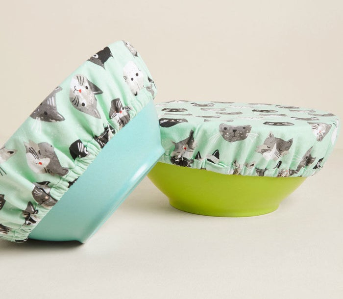 I am really ~feline~ these. Get a set of two from ModCloth for $15.