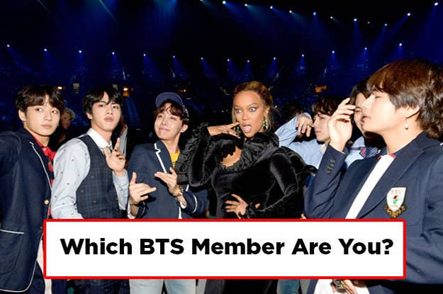 Quiz: Go To A Party To Reveal Which Member Of BTS Is Your