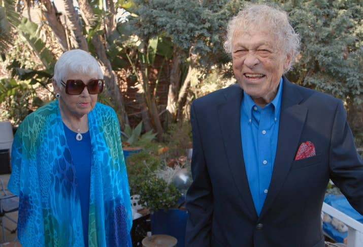 Scotty Bowers and Lois Bowers