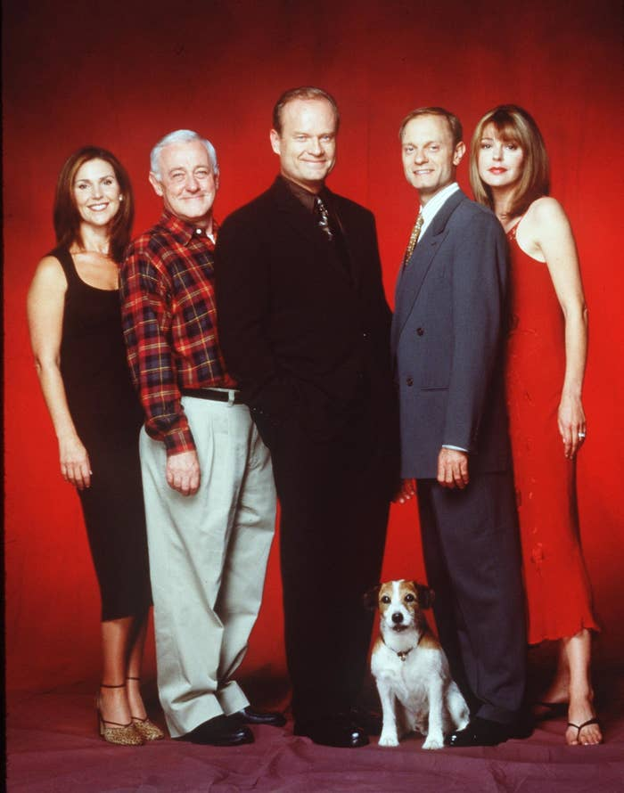 98f95f13 If it goes ahead, Frasier will join a long list of classics that are set