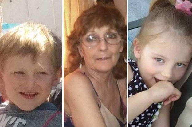James Roberts, Melody Bledsoe, and Emily Roberts are missing after a fire destroyed homes in Redding, California.