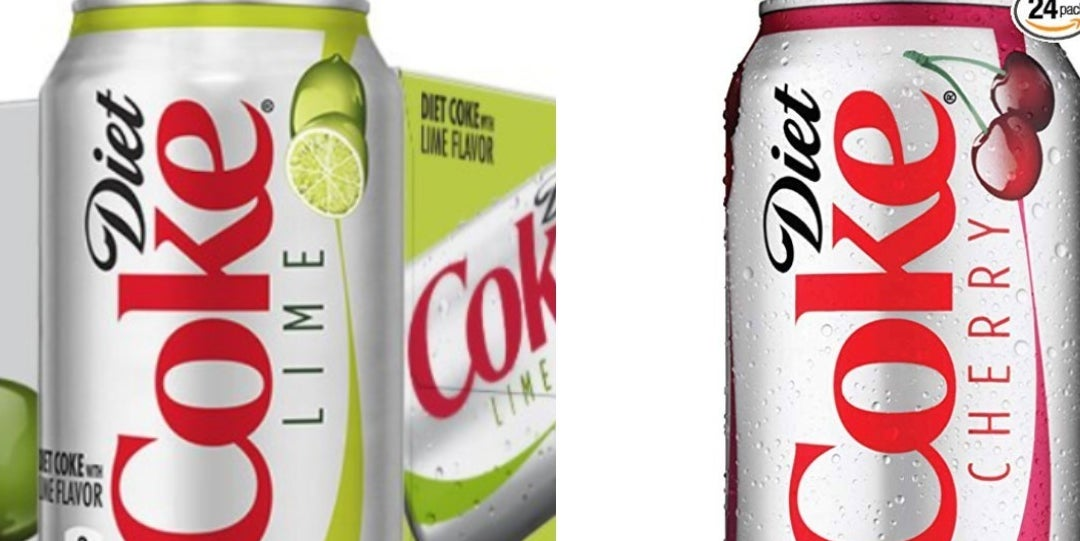 Coca Cola Quietly Killed Diet Coke Lime And Diet Coke Cherry Is