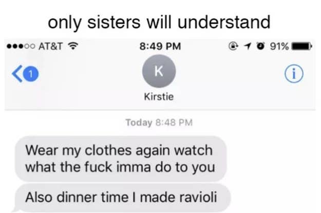 How Terrible Of A Sister Are You Actually?
