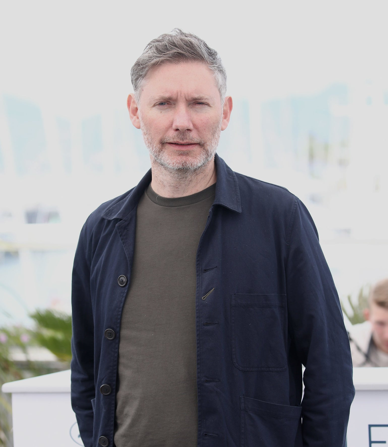 Kevin Macdonald at the 71st annual Cannes Film Festival on May 17, 2018.