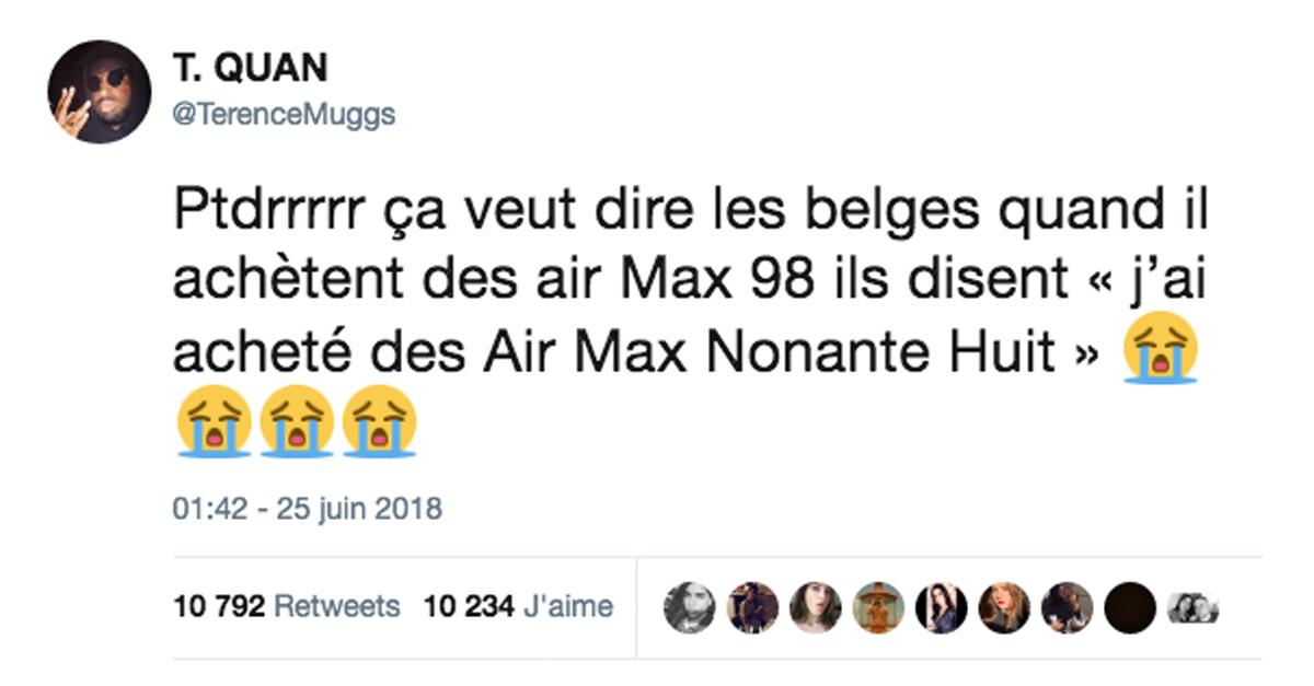 air max nonante huit
