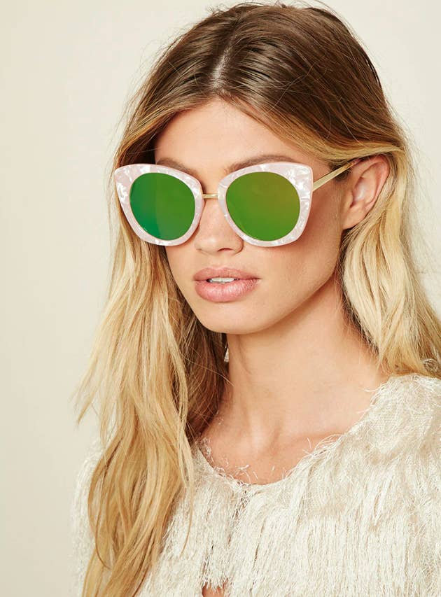 5e2991fe2f 32 Stylish Pairs Of Sunglasses You Won t Believe Are So Inexpensive