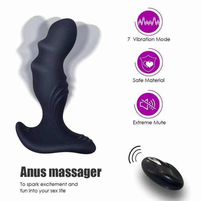 La textura es muy suave y enseguida se adapta a tu temperatura corporal. Es ideal para disfrutar tanto sola como en pareja y puedes utilizarlo también para la zona vaginal. Hazte con él aquí por 22,16 €.