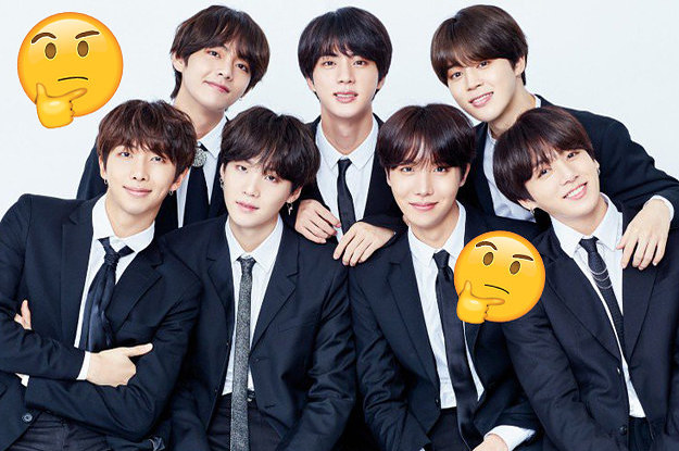 which bts member are you