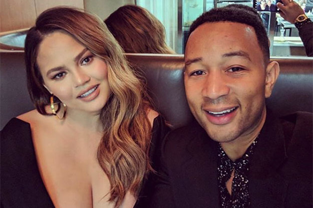 """Chrissy Teigen Just Revealed The """"Jealousy-Fuelled Meltdown"""" She Had Over John Legend And A Girl In His Music Video"""
