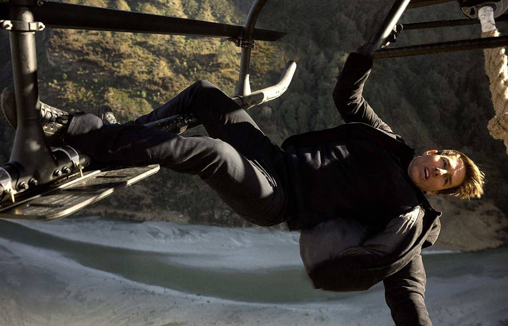 Mission Impossible 7: Tom Cruise Talks' Most Dangerous' Stunt of His Career