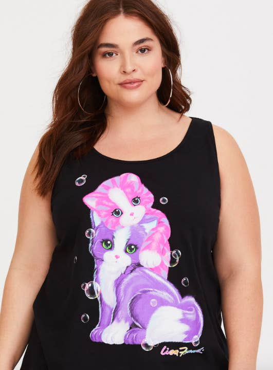 b65099fb0 Or a Lisa Frank tank so cute it'll have your friend saying,