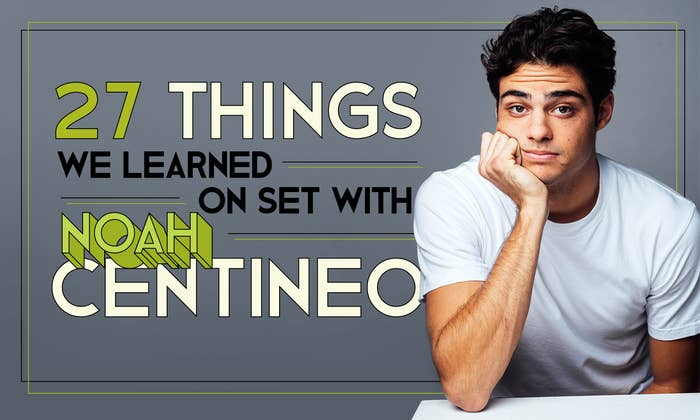 Noah Centineo Is The Netflix Teen Rom-Com Heartthrob Of Your