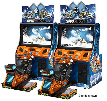 """""""When my mom went grocery shopping, she would leave me in the arcade at the front of Walmart. They had this one game that was a snowmobile that you rode on and raced around a track. Well, the snowmobile seat vibrated. Needless to say, it was my very favorite game.""""—saraf45be50781"""