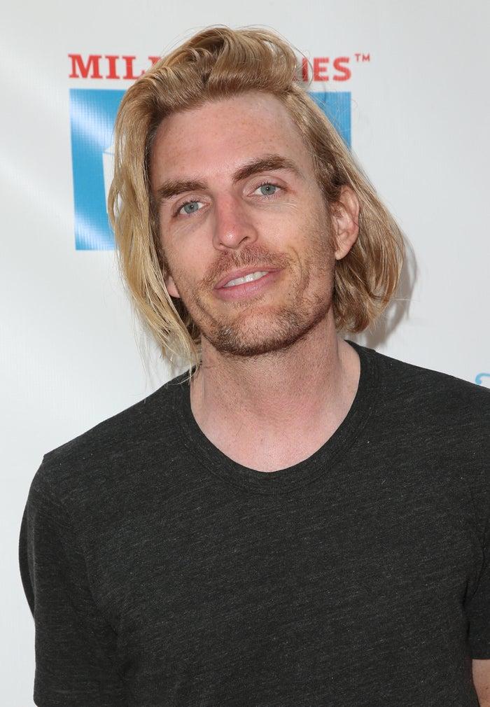 Dallas Clayton in 2015.