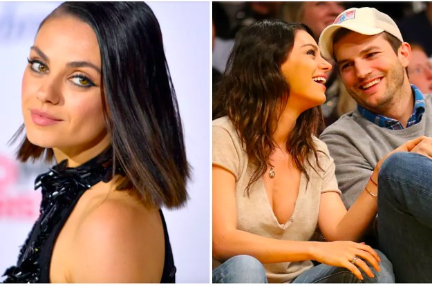 Mila Kunis Told The Story Of How She And Ashton Kutcher Got Together And Honestly, It's Romantic As Hell