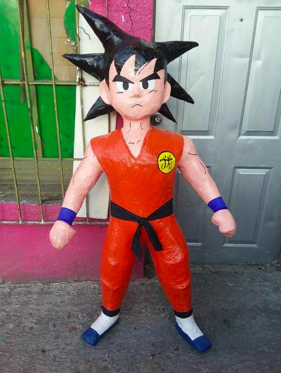 Deseábamos con todo el corazón que nuestros papás nos armaran la pachanga de Goku, de las princesas Disney o de los Power Rangers.