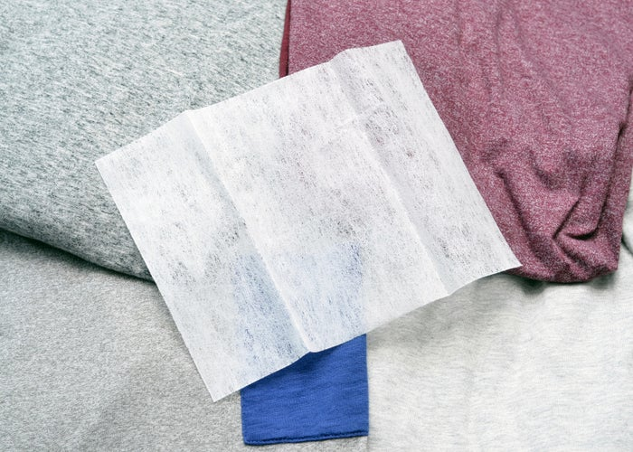 Turns out, there's actually science behind this age-old myth. Dryer sheets contain two chemicals that keep gnats and mosquitoes away: linalool, which is toxic to some types of insects, and beta-citronellol, which is found in citronella, the ultimate mosquito repellent. So, yeah, keep one in your pocket, or if you're really committed, rub one on your arms and any other exposed skin.