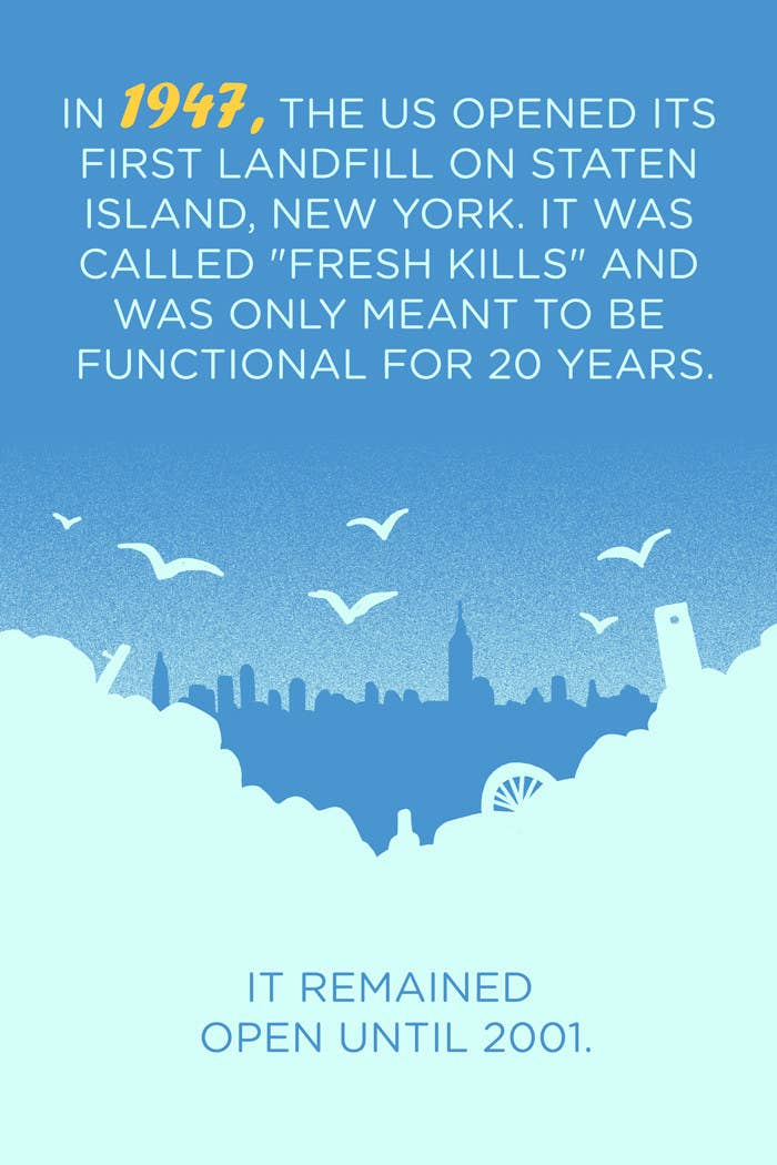 Find more on the history of Fresh Kills here and here.