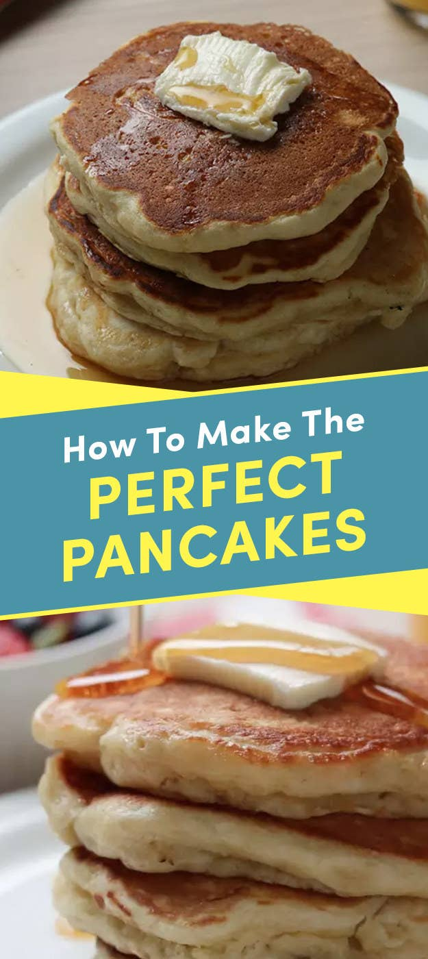 Here's The Ultimate Buttermilk Pancakes Recipe