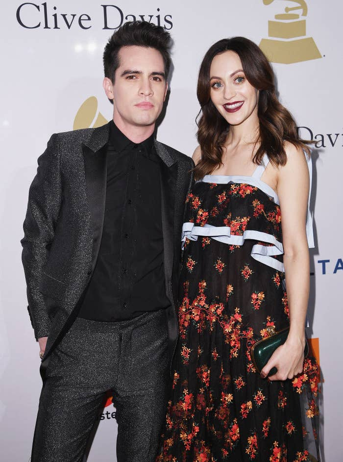 is brendon urie still married