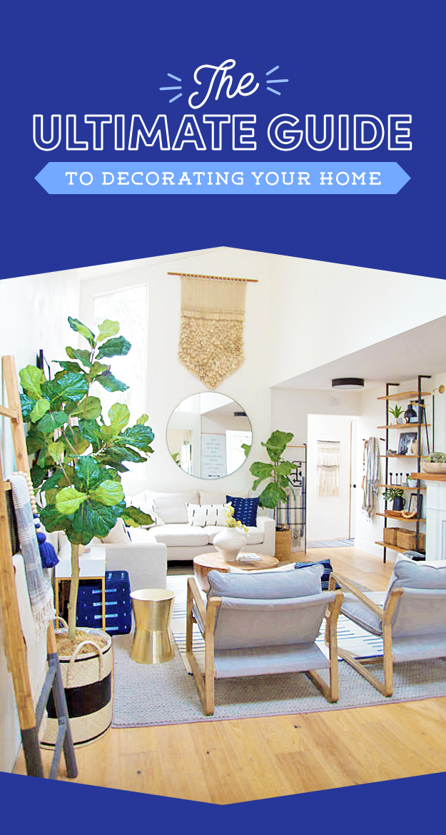 The Ultimate Guide To Decorating Your Entire Home