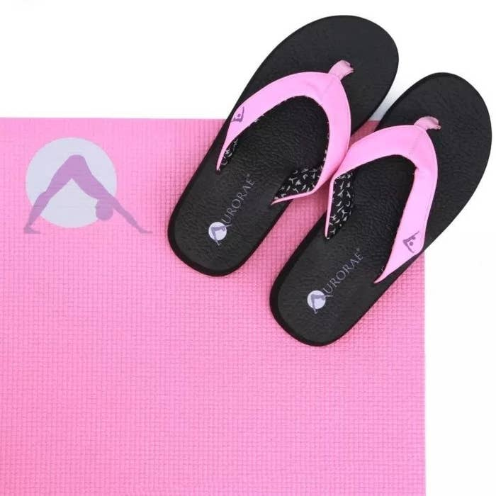 157c39be2236 Promising review   quot I originally went for Sanuk flip flops because they  are just