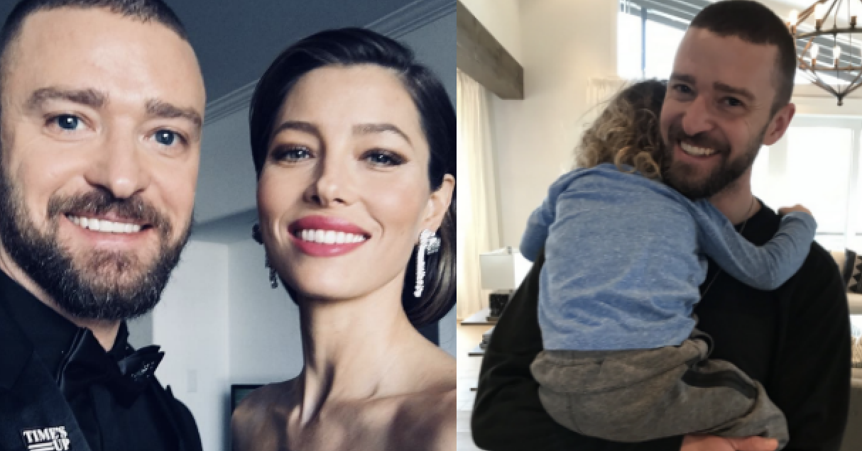 Jessica Biel Made JT Elvis-Inspired Pancakes   InStyle