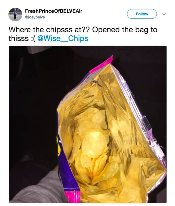 Here's Which Bags Of Chips Actually Have The Least Air (And