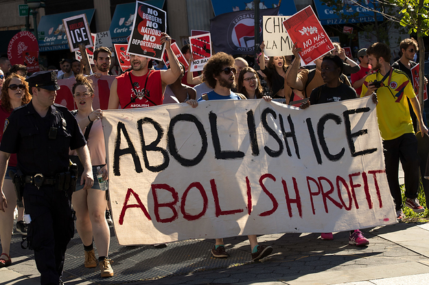 photo image Democrats Don't Actually Know What Abolishing ICE Looks Like