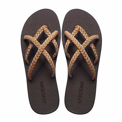 accbab795bdf0 24 Of The Best Flip-Flops You Can Get On Amazon