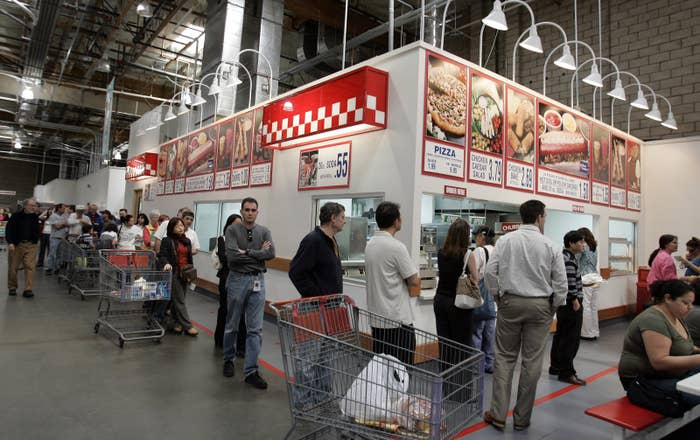 Costco Is Changing Up Its Food Court Menu  People Are Not Pleased