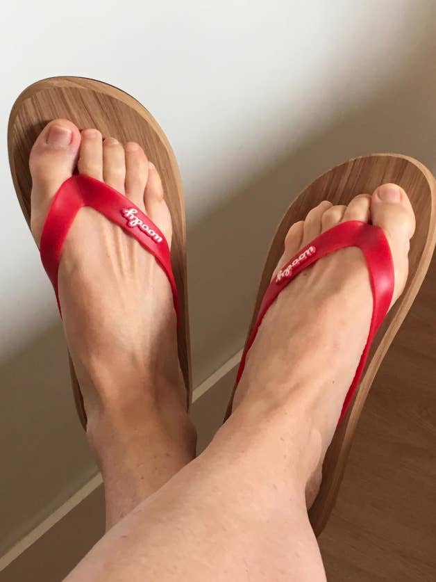 f079f6c6cb88 Promising review   quot These are the best flip-flops I ve ever