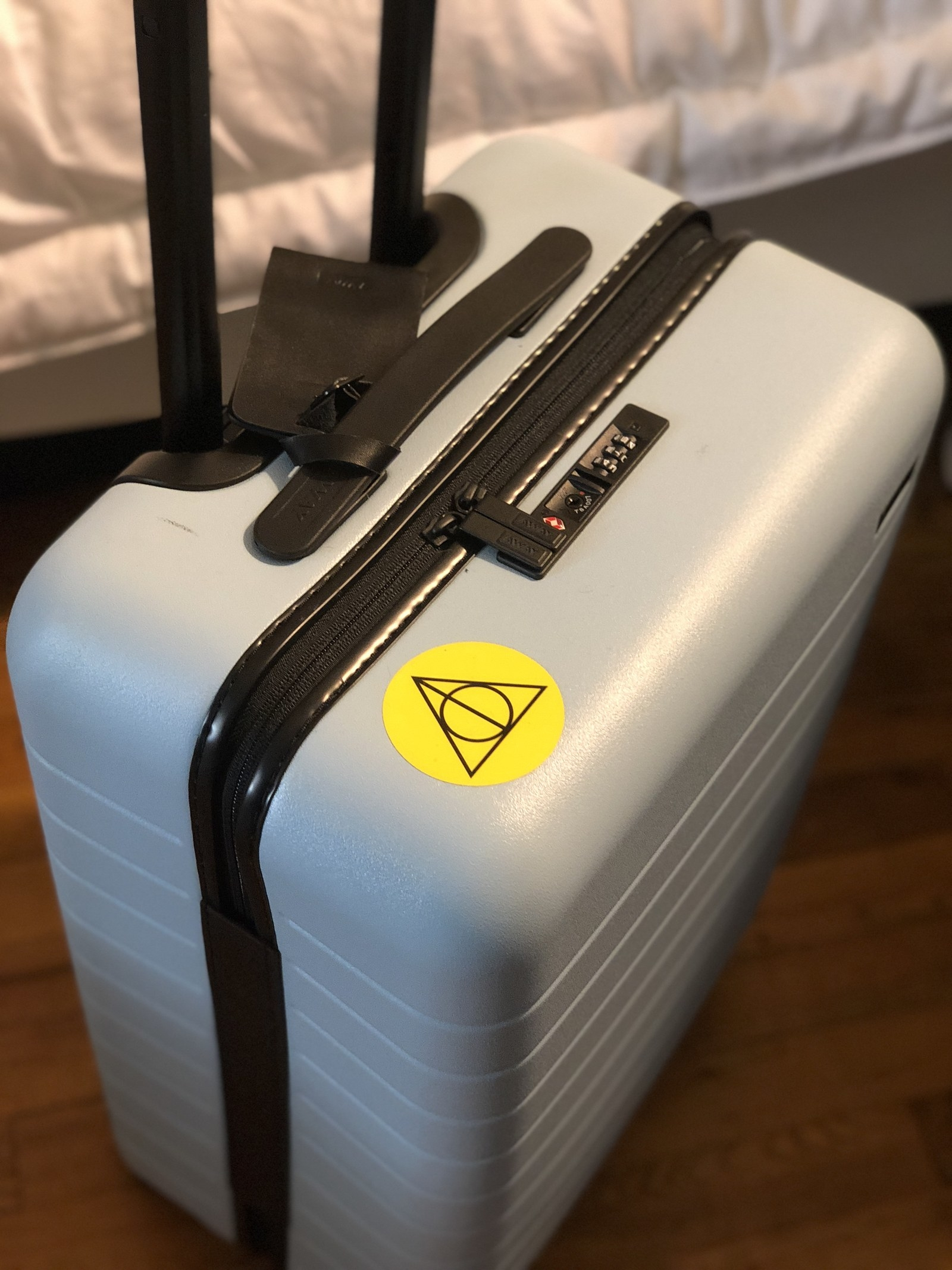 I Tried That Away Luggage All Over Instagram And Here's What Happened