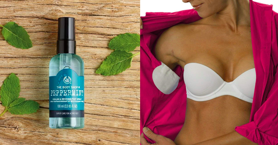 27 Things That'll Help You Stop Being Such A Hot Sweaty Mess