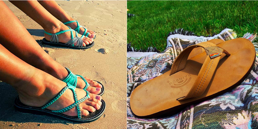04139ba42fbcdf 24 Of The Best Flip-Flops You Can Get On Amazon