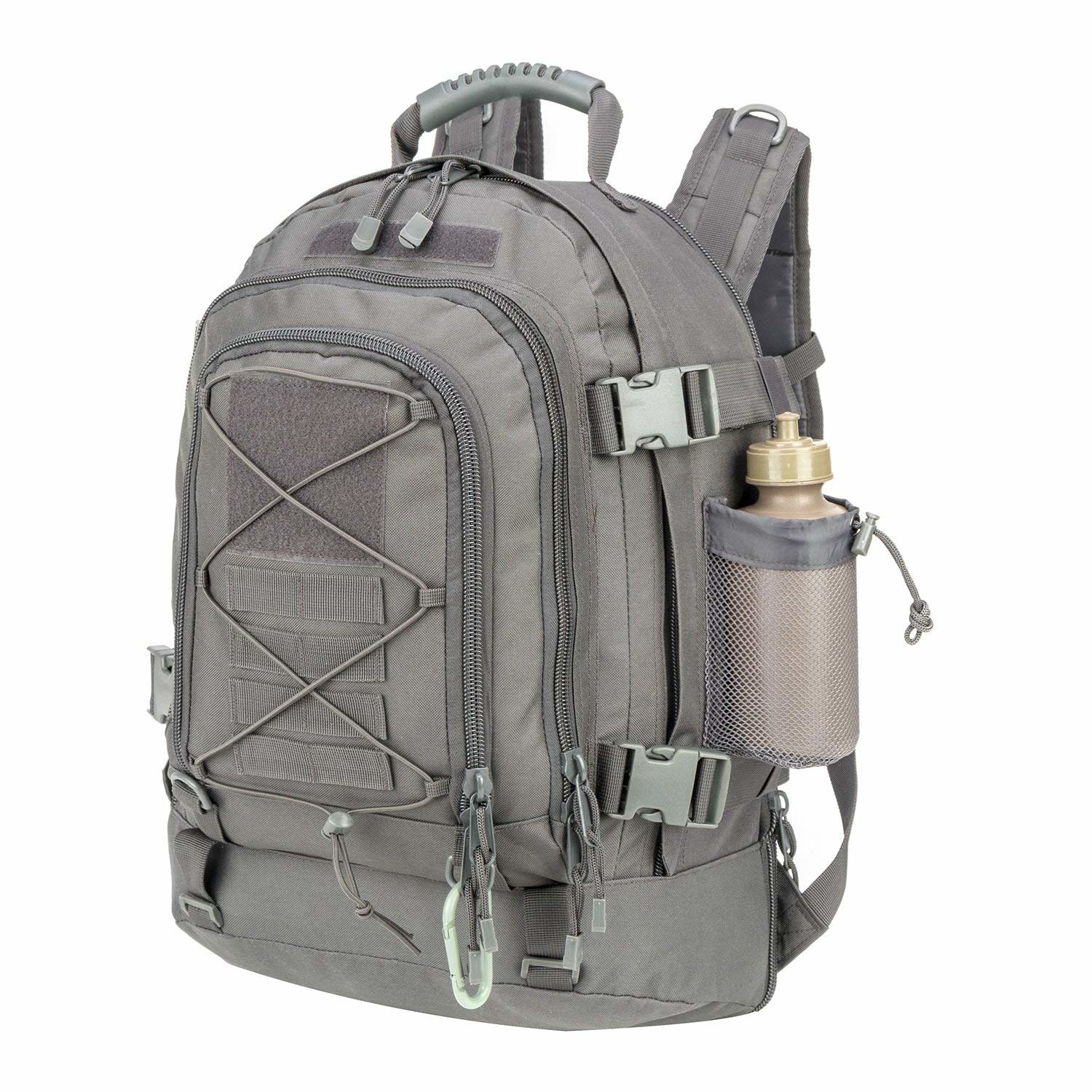 0b30b04c21cd An expandable pack to help you make the most of your camping or hiking trip.