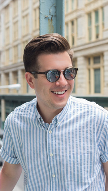 58fe16d81c Steven Alan Optical will make you the coolest kid on a crowded city street  — seriously