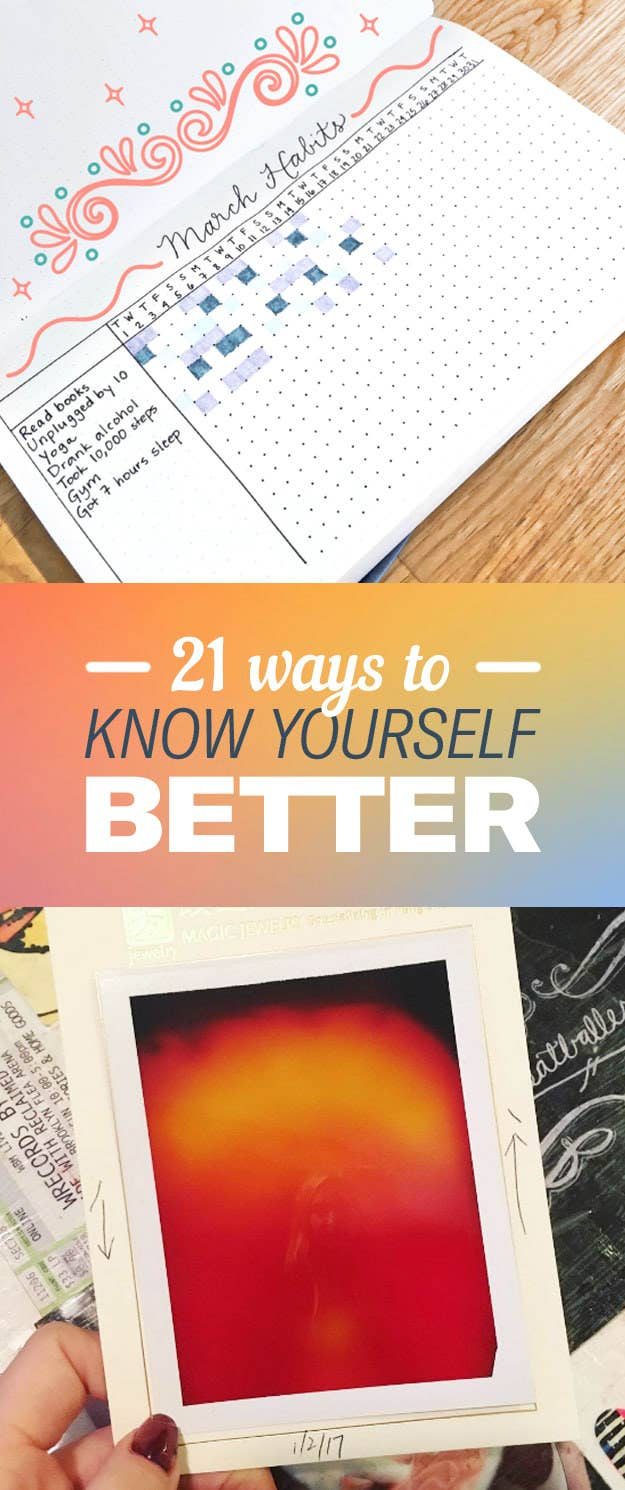 2ffec2aef4 21 Ways To Understand Yourself A Tiny Bit More