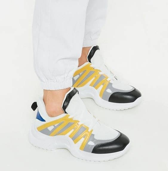 829b4af9e9e6 10.  Step  up your look while still prioritizing comfort (always) with a  pair of on-trend fashion sneakers. You ll be on-par with your favorite  bloggers AND ...