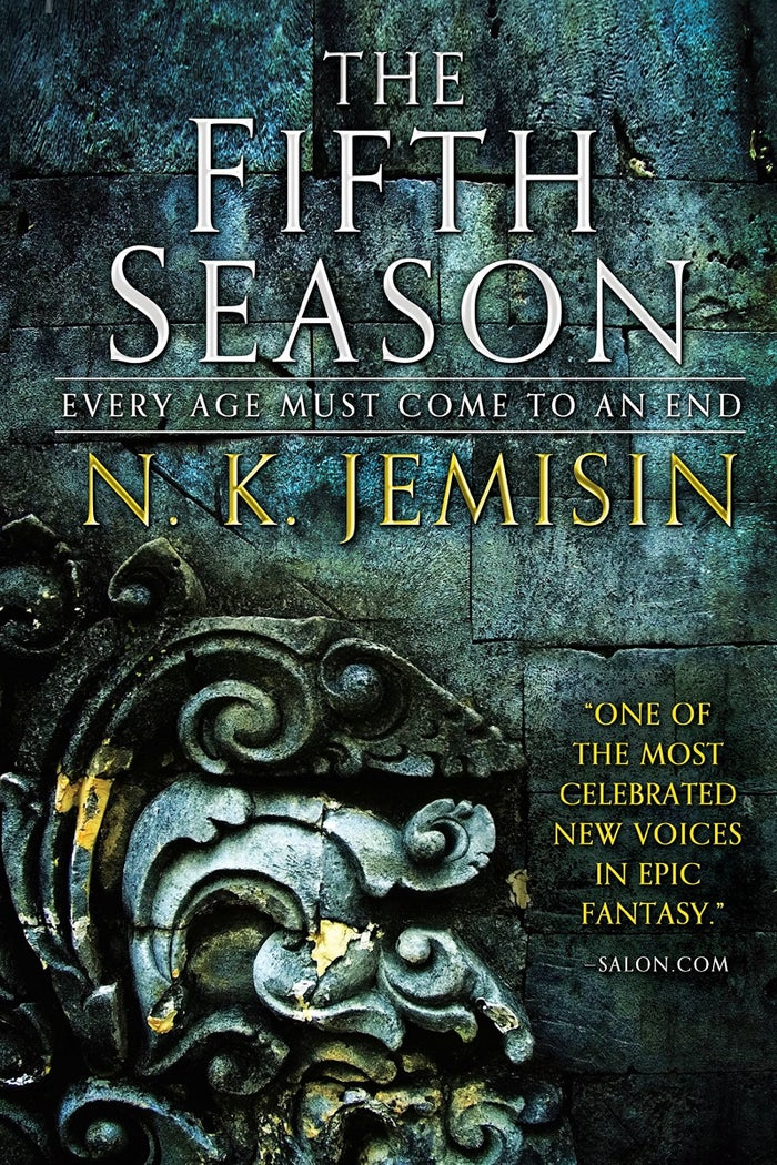 This series' first novel,The Fifth Season, follows a woman named Essun who has mysterious and dangerous powers she must hide from the world as she searches for her missing daughter in a post-apocalyptic land. With twists and turns and a surprise reveal at the end, this book will leave you wanting to grab the next in the series right away.Get The Fifth Season from Amazon for $12.63, Barnes & Noble for $13.51, or a local bookseller through Indiebound here.