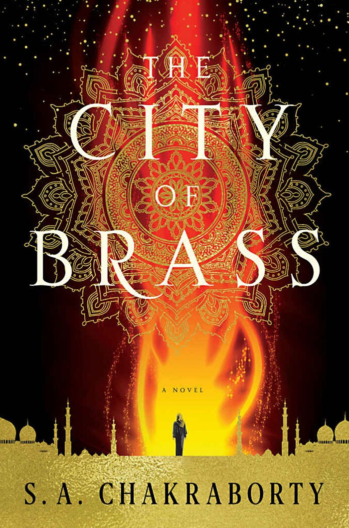 Chakraborty's debut novel will have you counting down the days for the sequel's release in early 2019.The City of Brass is about a street smart woman named Nahri living in 18th century Cairo, who, despite not believing in magic, accidentally finds herself mixed up in the land of the magical Djinn. There she discovers secrets about herself and her mysterious past which change her whole life.Get The City of Brass from Amazon for $14.40, Barnes & Noble for $16.56, or a local bookseller through Indiebound here.