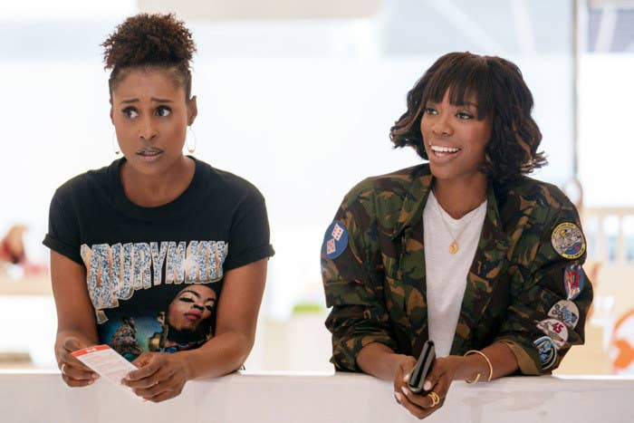 Best friends Issa (Issa Rae) and Molly (Yvonne Orji) are ready to start new chapters in their lives in Season 3 of Insecure.