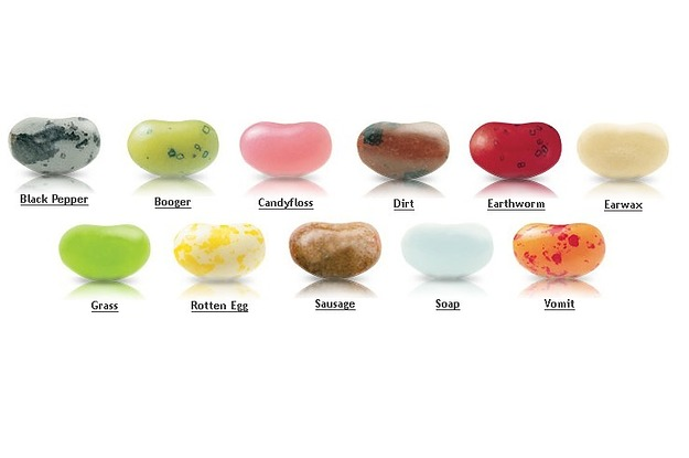 jelly belly174 weird wild amp gross flavors