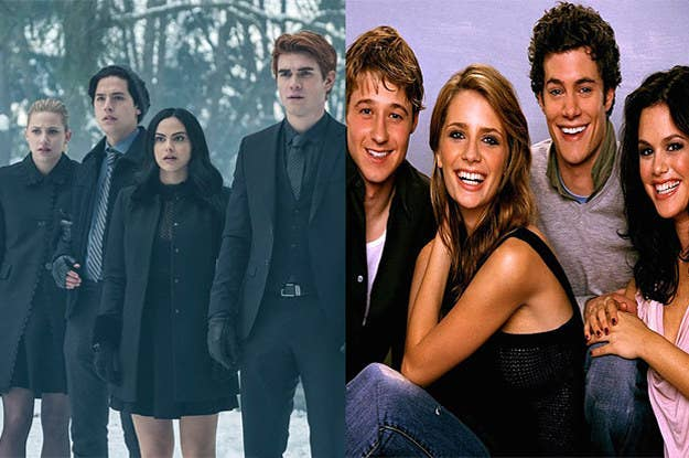 How Many Of These Teen TV Dramas Have You Watched?