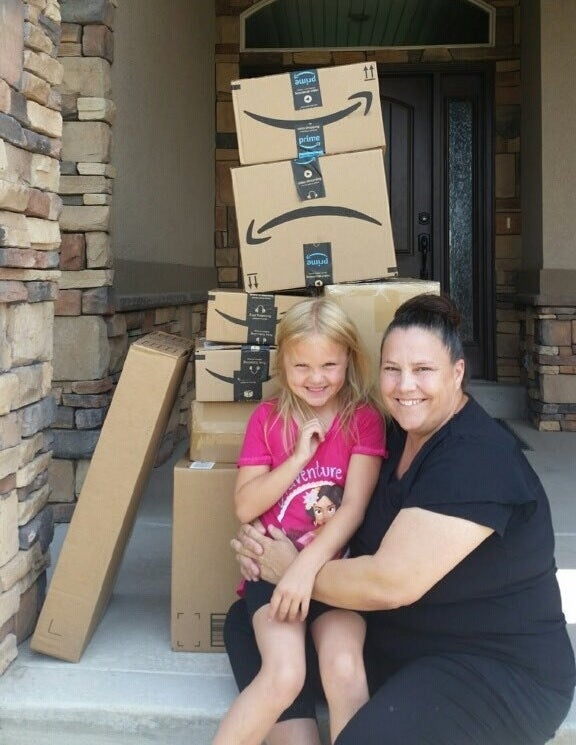 This 6-Year-Old Ordered $350 Of Toys From Her Mom's Amazon Account And Just Look At Her Face