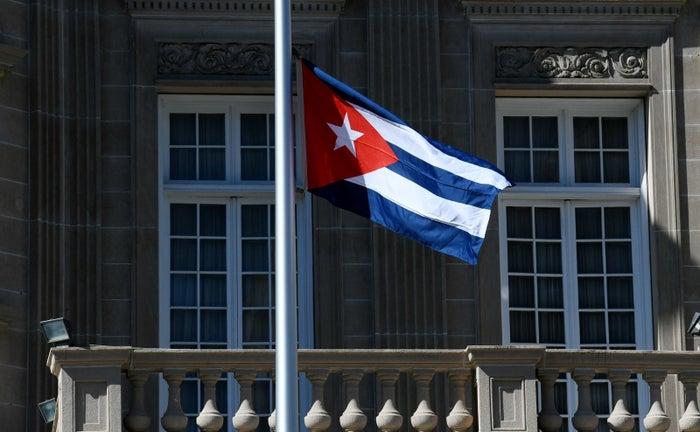 The Embassy of Cuba in Washington, DC